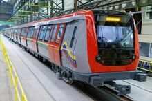 Metro Los Teques, Serie 9
