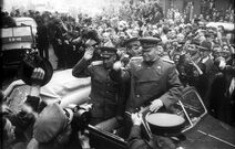 Prague liberation 1945 konev
