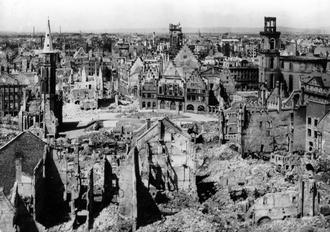Руины Франкфурта