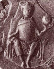 Carl I of Sweden seal c 1165 detail.jpg
