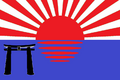 Flag of Republic of Kōchi (World of the Rising Sun).png