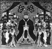 King Sho Shin