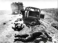 Mujahedin was killed in Operation Mersad by Pasdaran in Kermanshah