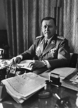Alfredo Stroessner