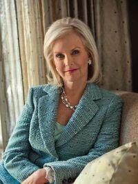 Portrait of Cindy McCain
