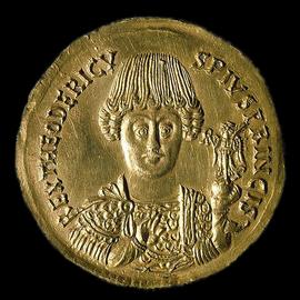 Teodorico re dei Goti (493-526)