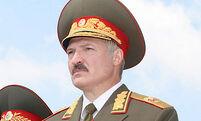 Лукашенко на параде