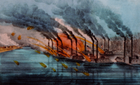 300px-Battle of Fort Henry