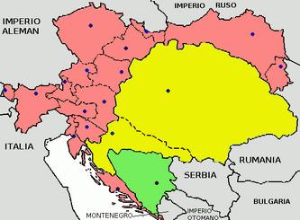 Austría-Hungría acuerdo
