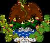 Escudo de la República Central Mexicana