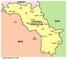 Kurdistan 1998