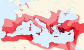 Maps-Spread of Christianity