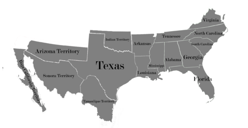 Mexican-ConfederateWarBNM