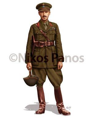 Грек-офицер