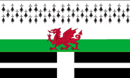 Brythonic Flag