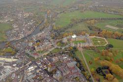 Cmglee Windsor aerial view