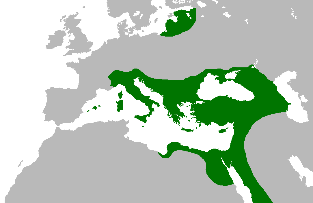 Byzantine empire byzantine gunpowder alternative history location of the holy and apostolic empire of rom gumiabroncs Gallery