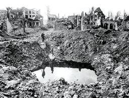 Разрушенный Брюссель