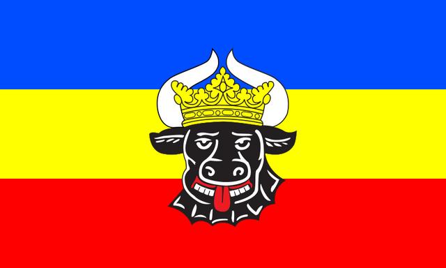 File:800px-Flag of Mecklenburg 1992 proposal.png