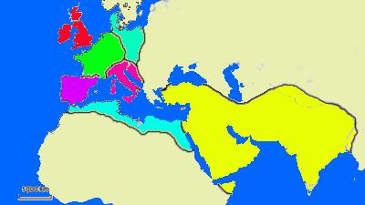 Nach dem Zerfall des punischen Reichs