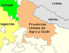 Provincias Unidas de Agra y Oudh