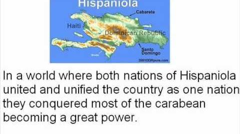 "Alternate History ""Hispaniolan Empire"""