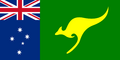 Australia flag by Hellerick.png