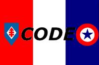 CODE Flag 3
