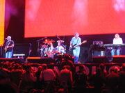 London, Live 8, Pink Floyd
