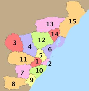 Map of Castellon (1983) (es)