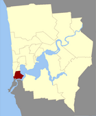 Map of Mosman County