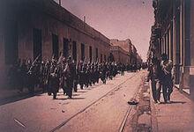 Militares en Buenos Aires