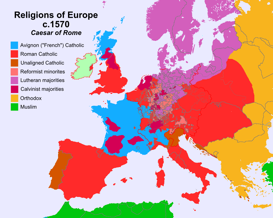 Image Religion Caesar Of Romepng Alternative History - Religion map of world 2014