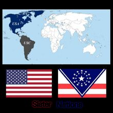 The Sister Nationa of the World