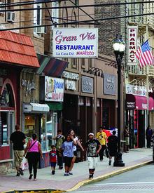 Union City NJ Cuban-American community Havana on the Hudson