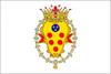 Bandiera del granducato di Toscana (1562-1737 )
