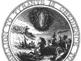 Great Seal of the United States of America (Flintlocks Forever)