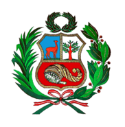 Coat of arms of Peru Escudo Peruano