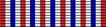 Czechoslovak War Cross 1938-1939 Ribbon