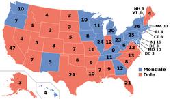 Elecciones Presidenciales de Estados Unidos de 1984 (La Elección del Zar)