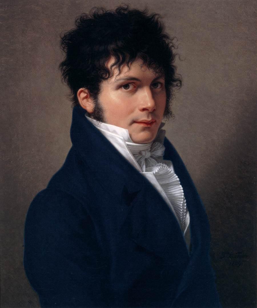 image françois xavier fabre portrait of a man wga7716 jpg