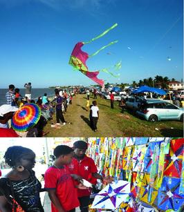 Guyana Easter kites
