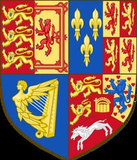 UK Coat of Arms 1720-1796