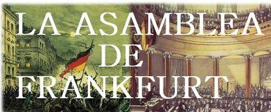 1848 en Alemana Asambles de Frankfurt