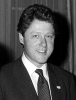 Governor Bill Clinton (cropped)