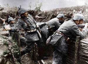 WW1Krieg
