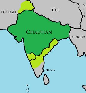 Chauhan 1600