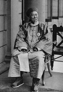 Li Hung Chang in 1891