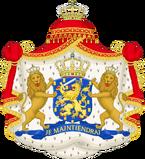 Нидерланды ЦнС герб