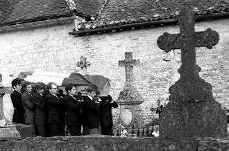 Похороны де Голля